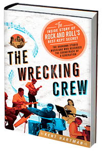 The Wrecking Crew book